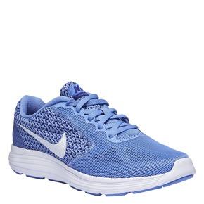 Sneakers sportive da donna nike, turchese, 509-9220 - 13
