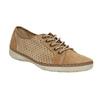 Sneakers di pelle weinbrenner, marrone, 546-4238 - 13