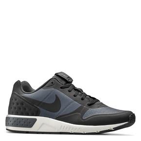 Sneakers da uomo in stile sportivo nike, nero, 809-6328 - 13