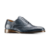 The Shoemaker derby in vera pelle bata-the-shoemaker, blu, 824-9594 - 13