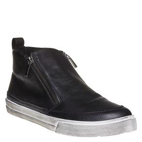 Loafer da uomo alla caviglia north-star, nero, 841-6684 - 13