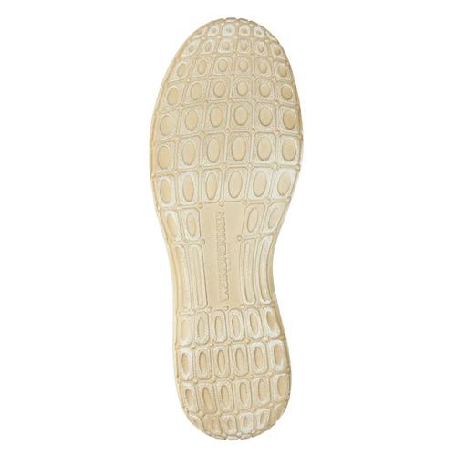 Sneakers comode in pelle weinbrenner, grigio, 544-2151 - 26