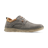 Scarpe basse casual di pelle weinbrenner, grigio, 846-2436 - 13