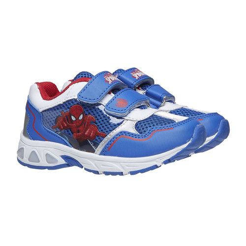 Sneakers Spiderman da bambino spiderman, blu, 211-9131 - 26