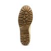 Scarpe invernali in pelle con pelliccia weinbrenner, giallo, 696-8168 - 17