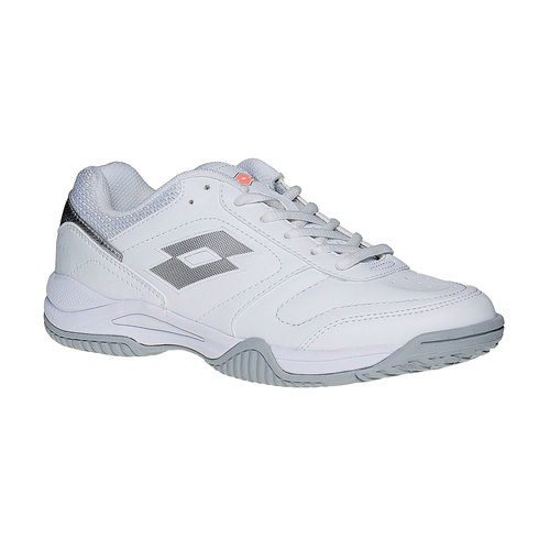 Sneakers sportive bianche lotto, bianco, 501-1155 - 13