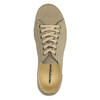Sneakers comode in pelle weinbrenner, grigio, 544-2151 - 19