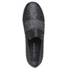 Slip-on da donna con flatform north-star, nero, 519-6141 - 19