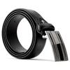 Cintura in vera pelle bata, nero, 954-6360 - 26