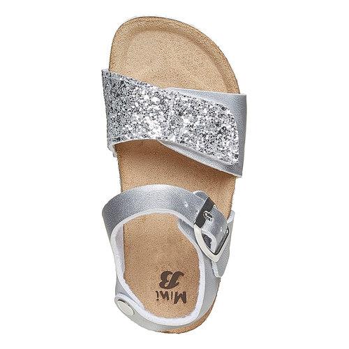 sandalo bimba mini-b, grigio, 261-2171 - 19