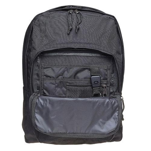 Zaino nero eastpack, nero, 999-6650 - 19