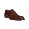 Scarpe basse da uomo in pelle bata-the-shoemaker, marrone, 824-4192 - 13