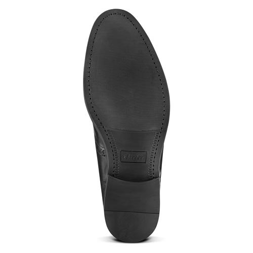 Chelsea boots da uomo bata, nero, 894-6201 - 19