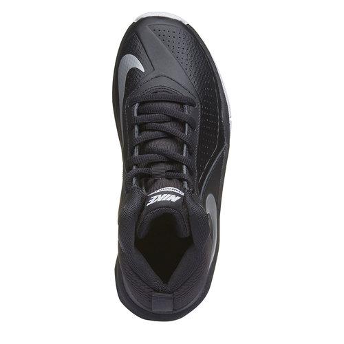 Sneakers da bambino alla caviglia nike, nero, 401-6236 - 19