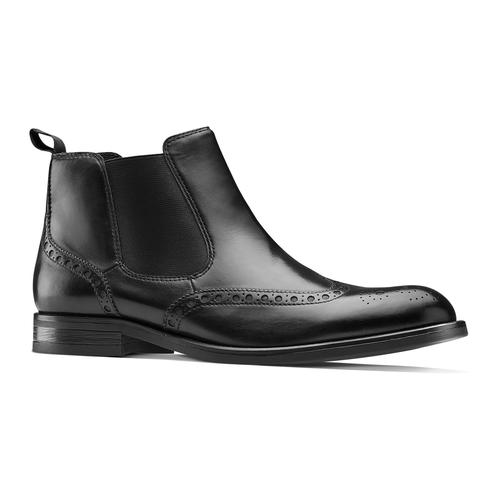 Chelsea boots da uomo bata, nero, 894-6201 - 13