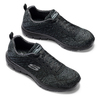 Skechers Flex Advantage skechers, nero, 809-6350 - 26