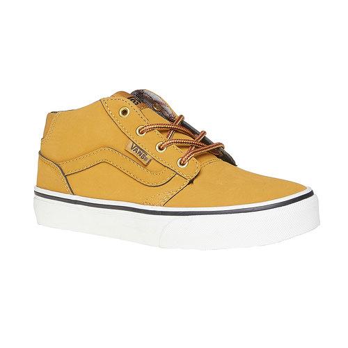 Sneakers Vans da bambino vans, giallo, 401-8235 - 13