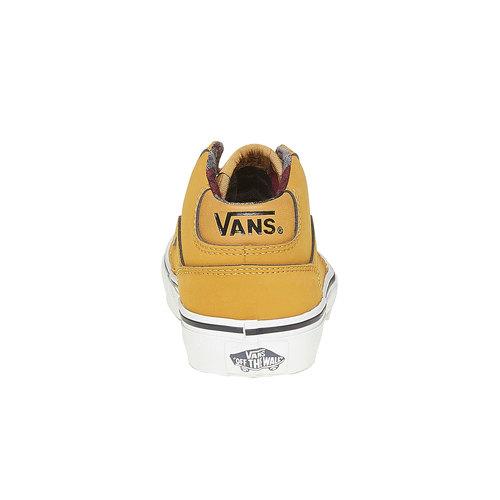 Sneakers Vans da ragazzo vans, giallo, 401-8235 - 17