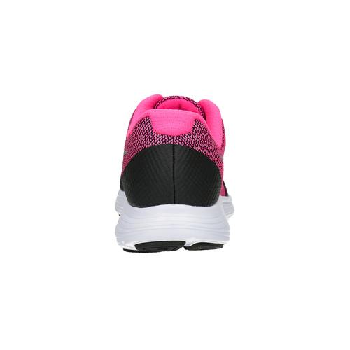 Sneakers Nike da ragazza nike, nero, 409-6322 - 17