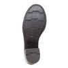 Scarpe da donna di pelle alla caviglia weinbrenner, marrone, 794-4485 - 26