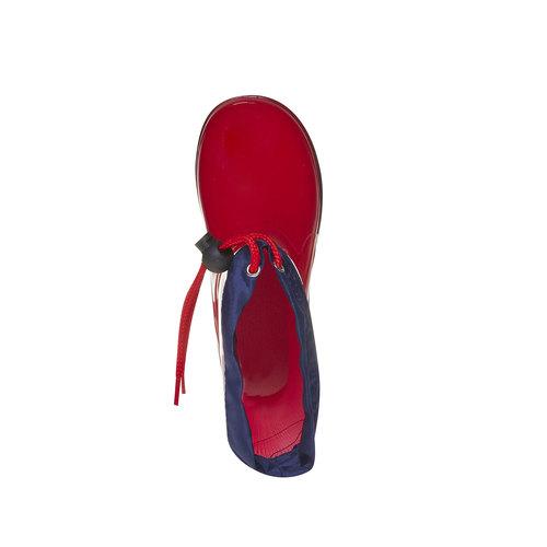 Stivali di gomma da bambino spiderman, rosso, 292-5190 - 19