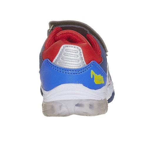 Sneakers da bambino, grigio, 211-2163 - 17