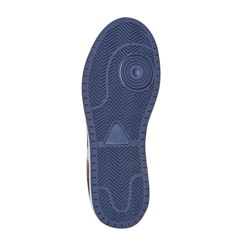 Sneakers da bambino alla caviglia mini-b, blu, 311-9232 - 26