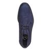 Desert Boots da uomo in pelle bata, blu, 846-9649 - 19
