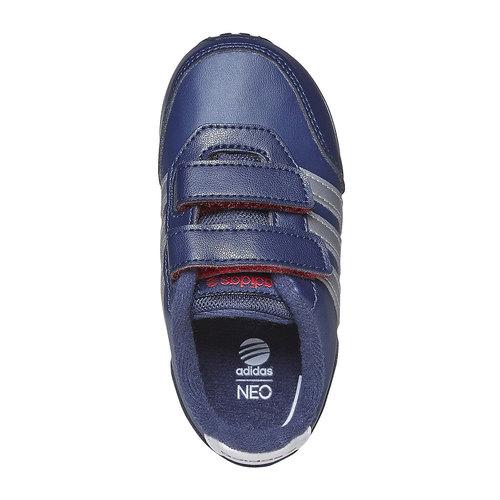 Scarpe bambini adidas, blu, 101-9237 - 19