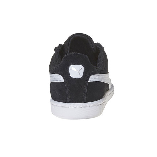 Sneakers da donna in pelle puma, nero, 503-6210 - 17