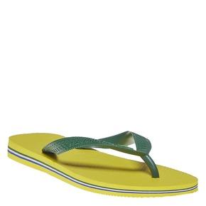 Sandal  havaianas, giallo, 872-8137 - 13
