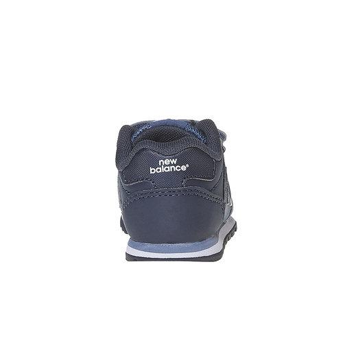 Sneakers da bambino new-balance, viola, 101-9500 - 17