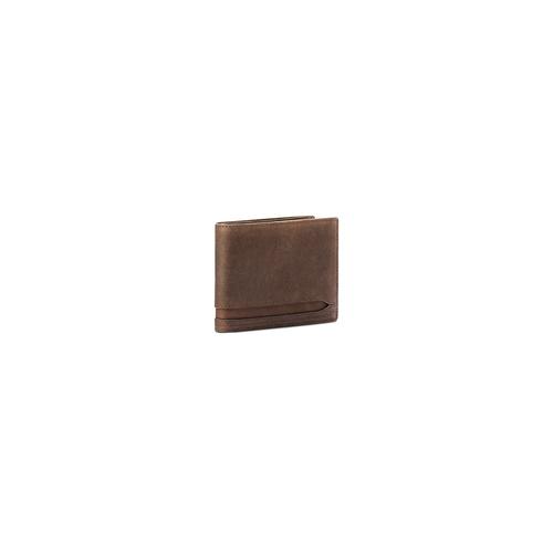 Portafoglio in pelle da uomo bata, marrone, 944-4143 - 13