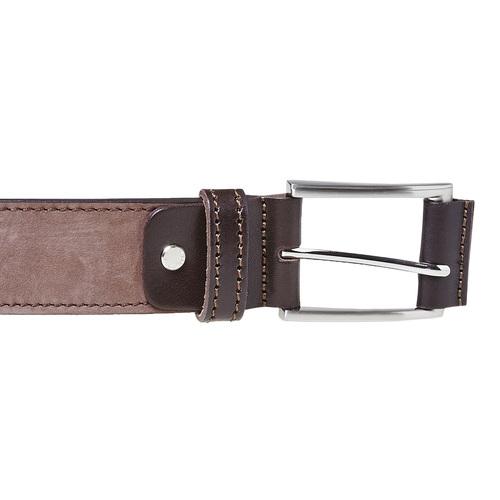 Belt  bata, marrone, 956-4100 - 26