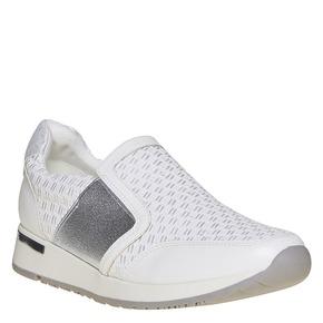 Sneakers da donna senza lacci north-star, bianco, 531-1121 - 13