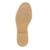 Scarpe basse verniciate con decorazione Brogue, beige, 521-8437 - 26