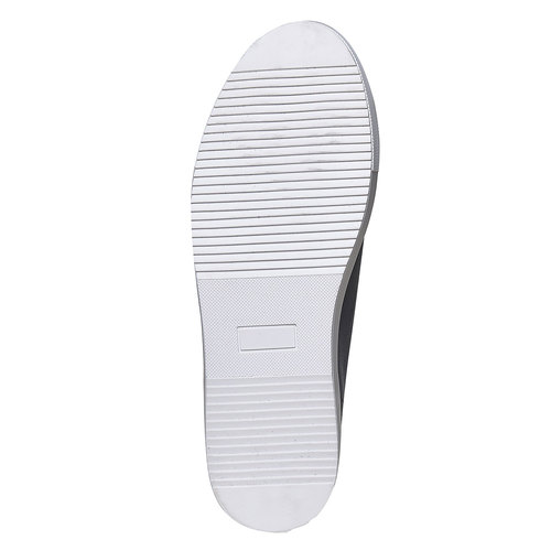 Sneakers da uomo north-star, blu, 844-9687 - 26