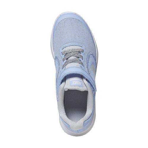 Sneakers da bambino nike, blu, 309-9149 - 19
