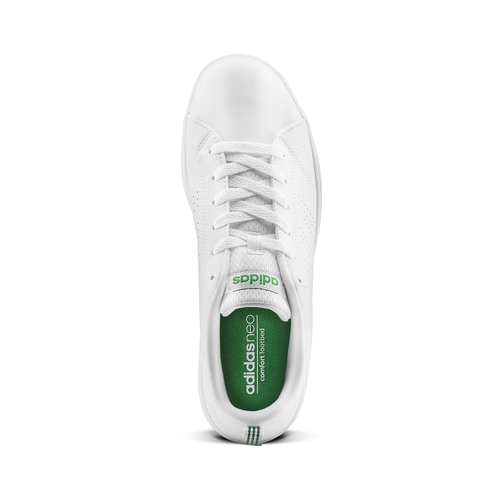 Adidas Neo da ragazzi adidas, bianco, verde, 401-1233 - 15