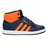Sneakers da bambino sopra la caviglia adidas, blu, 101-9253 - 15