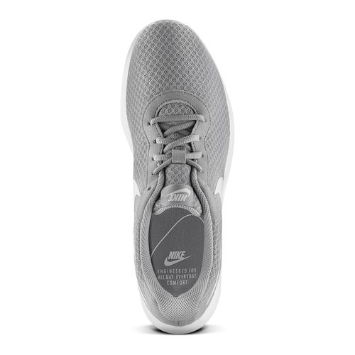 Sneakers grigie in stile sportivo nike, grigio, 809-2557 - 15