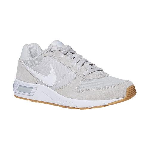 Sneakers da uomo in pelle nike, beige, 803-2152 - 13