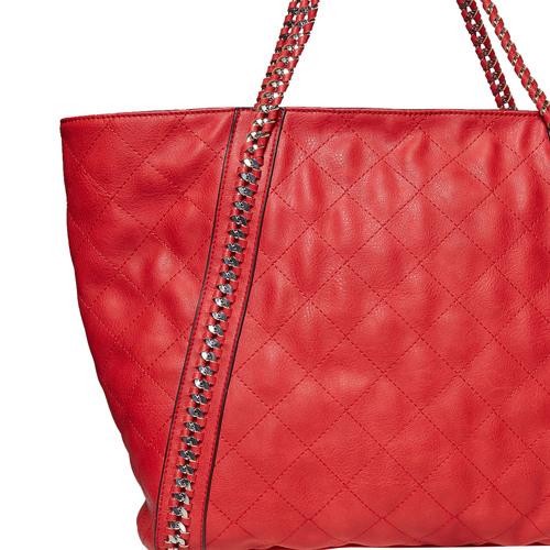 Borsetta rossa da donna bata, rosso, 961-5451 - 14