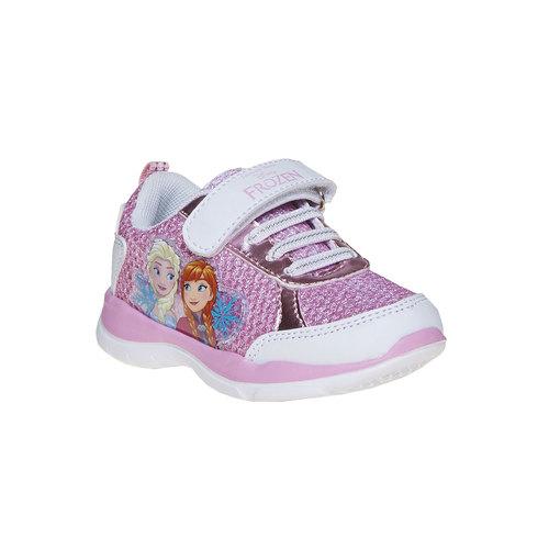 Sneakers sportive da bambina, rosso, 229-5189 - 13