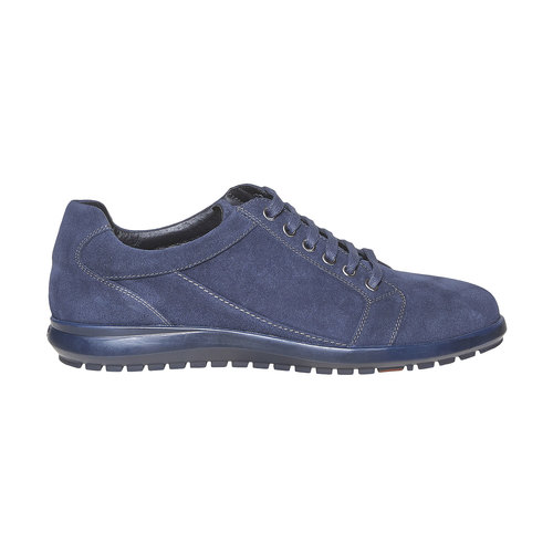 Sneakers blu da uomo flexible, blu, 843-9709 - 15