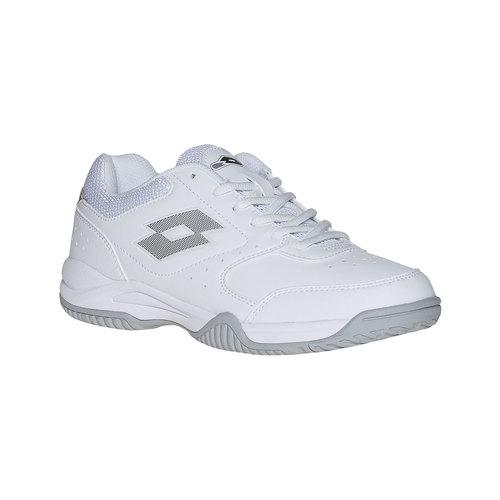 Sneakers bianche da donna lotto, bianco, 501-1123 - 13