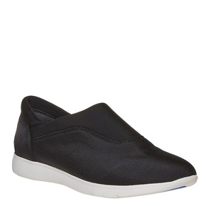 Slip-on da donna, nero, 519-6335 - 13