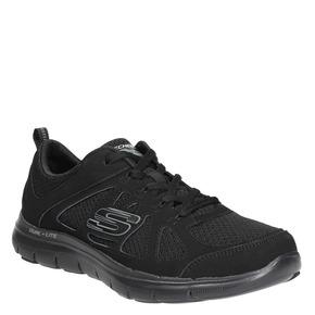 Sneakers con memory foam skechers, nero, 509-6963 - 13
