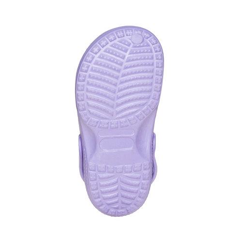 Sandali da bambina con stampa, viola, 272-9152 - 26