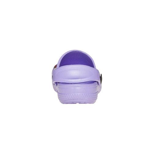 Sandali da bambina con stampa, viola, 272-9152 - 17